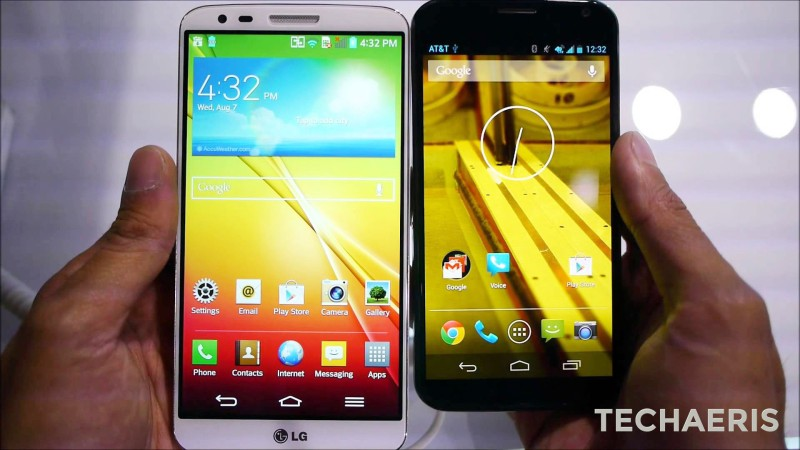 AndroidCompared