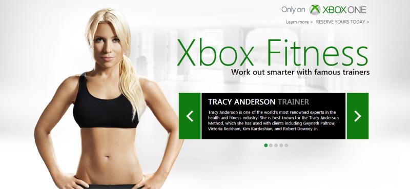 XboxFit