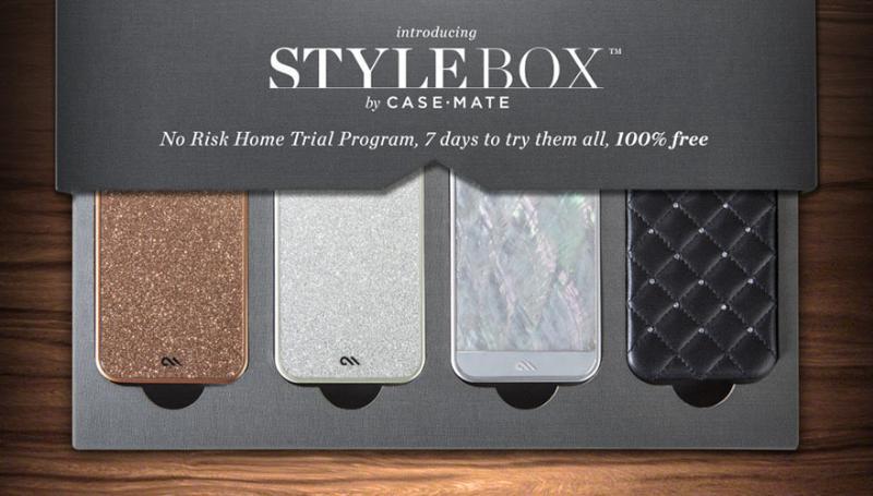 CASE-MATE STYLEBOX