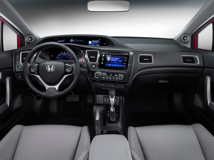 The 2014 Honda Civic