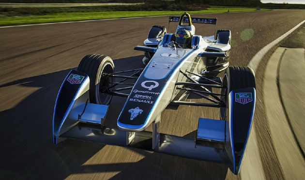 Formula_E_Racer