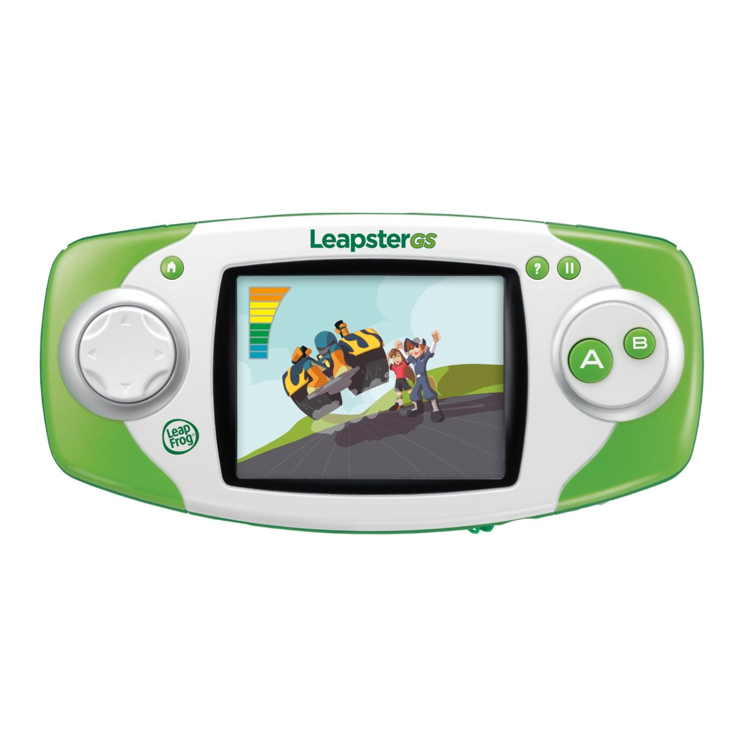 LEAPSTER GS GAMES. Trending Deals Hot deal. 76% Off $ $ Leapster Explorer GS Leap Frog Game System Bundle w/ Art Adventure Pink White Used. $ view deal LEAP FROG LEAP PAD LEAPSTER GS MATHEMATICS LEARNING GAME UMIZOOMI NEW YEARS New Free Shipping. $ view deal.