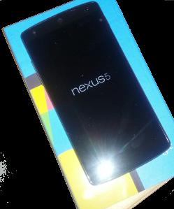 Nexus5Unbox