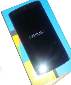 Nexus5Unbox