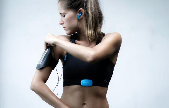PEAR SPORTS FITNESS MONITOR